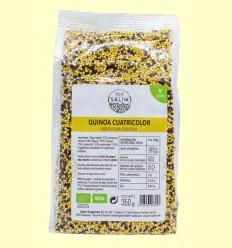 Quinoa Cuatricolor Bio - Eco Salim - 350 gramos