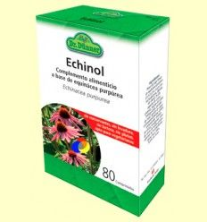 Echinol - Echinacea - Dr. Dünner - 80 comprimidos *+