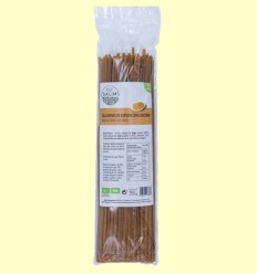Tallarines de Espelta con Cúrcuma Bio - Eco Salim - 250 gramos