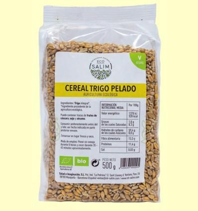 Cereal Trigo Pelado Ecológico - Eco-Salim - 500 gramos