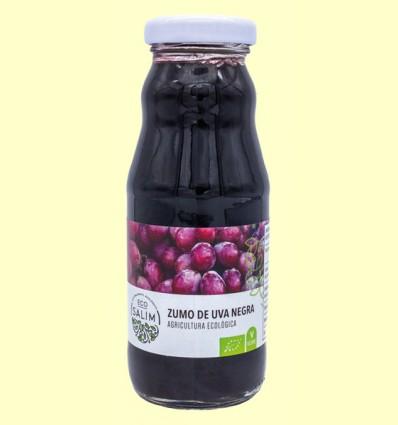 Zumo de Uva Negra - Eco-Salim - 200 ml