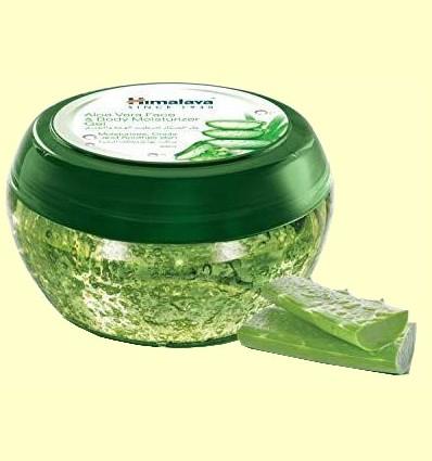 Gel Hidratante de Aloe Vera - Himalaya Herbals - 300 ml