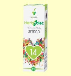 Extracto de Ginkgo Biloba - Novadiet - 50 ml