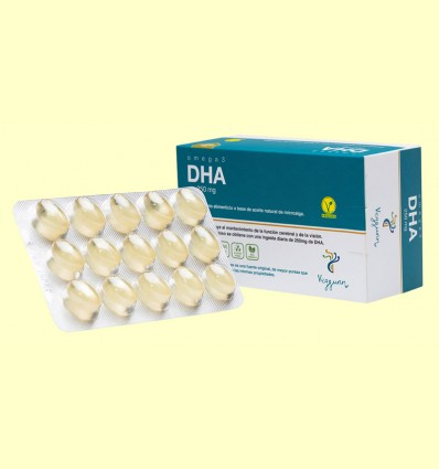 DHA Omega 3 - Veggunn - 60 cápsulas