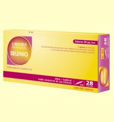 Labcatal 21 - Selenio - Oligoelementos - 28 ampollas
