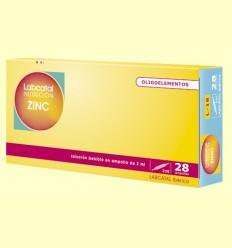 Labcatal 18 - Zinc - Oligoelementos - 28 ampollas