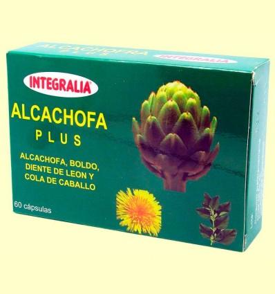 Alcachofa Plus - Integralia - 60 cápsulas
