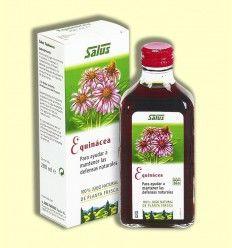 Jugo de planta fresca EQUINÁCEA - Salus - 200 ml