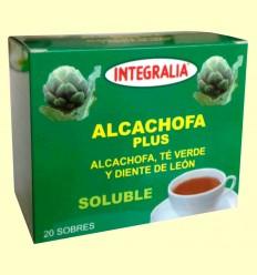 Alcachofa Plus Tisana - Integralia - 20 sobres