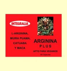 Arginina Plus - Integralia - 60 cápsulas
