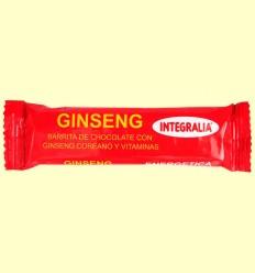 Barrita Energética con Ginseng - Integralia - 24 barritas