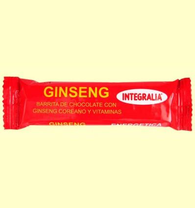 Barrita Energética con Ginseng - Integralia - 30 gramos