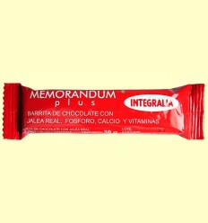 Barrita Memorandum Plus - Integralia - 30 gramos