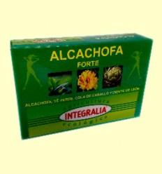 Alcachofa Forte Ecológica - Integralia - 60 cápsulas
