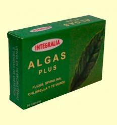 Algas Plus - Integralia - 60 cápsulas