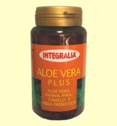 Aloe Vera Plus - Integralia - 100 cápsulas