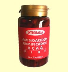 Aminoácidos Ramificados BCAA Plus - Integralia - 90 cápsulas