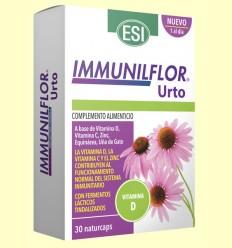 Immunilflor Urto - Defensas - Esi Laboratorios - 30 cápsulas