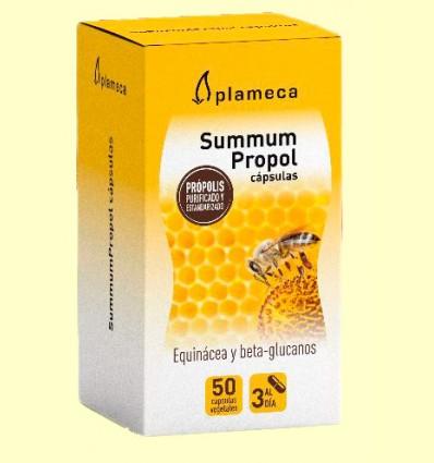 Summum Propol Cápsulas - Plameca - 50 cápsulas
