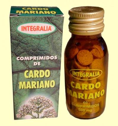 Cardo Mariano - Integralia - 60 comprimidos