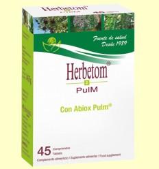 Herbetom 2 PM Abiox - Bioserum - 45 comprimidos