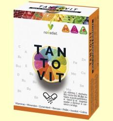 Tantovit - Fatiga - Novadiet - 30 comprimidos