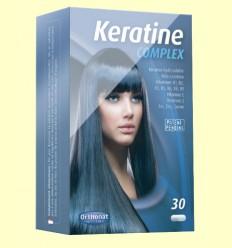 Keratine Complex - Orthonat - 30 cápsulas