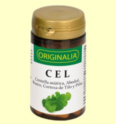 Originalia CEL - Control del peso - Integralia - 60 cápsulas