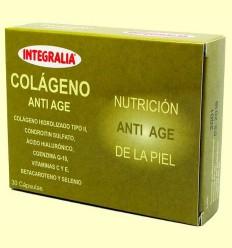 Colágeno Anti Age de la Piel - Integralia - 30 cápsulas