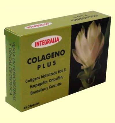 Colágeno Plus - Integralia - 45 cápsulas