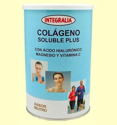 Colágeno Soluble Plus Sabor Neutro - Integralia - 360 gramos
