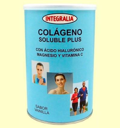 Colágeno Soluble Plus Sabor Vainilla - Integralia - 360 gramos