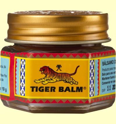 Bálsamo del Tigre Rojo - Ayurveda - 19 gramos