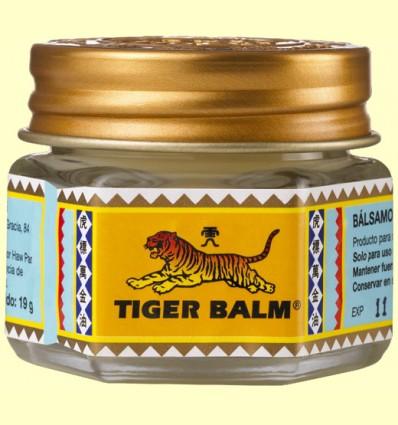 Bálsamo del Tigre Blanco - Ayurveda - 19 gramos