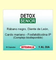 Detox Senior - Integralia - 30 cápsulas