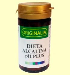 Dieta Alcalina pH Plus - Integralia - 80 comprimidos