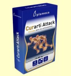 Curarti Attack - Plameca - 7 comprimidos