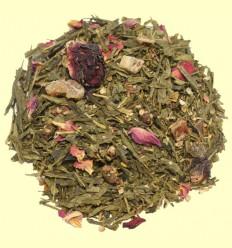 Té Verde Oriental con Granada y Dátil