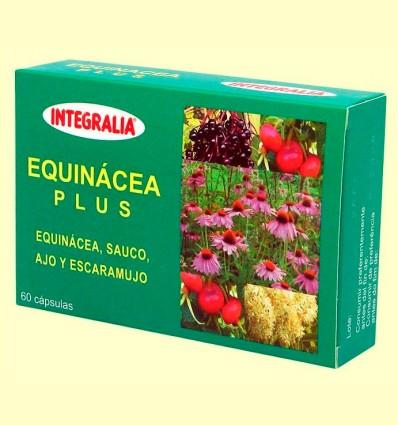 Equinácea Plus - Integralia - 60 cápsulas