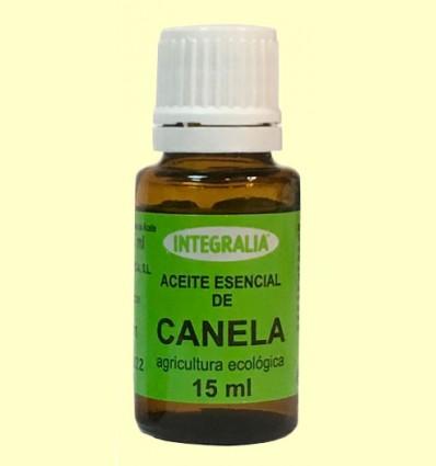 Aceite Esencial de Canela Eco - Integralia - 15 ml