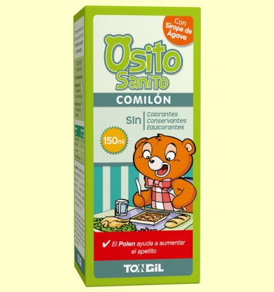 Osito Sanito Comilón - Tongil - 150 ml