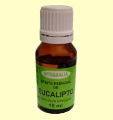 Aceite Esencial de Eucalipto Bio - Integralia - 15 ml