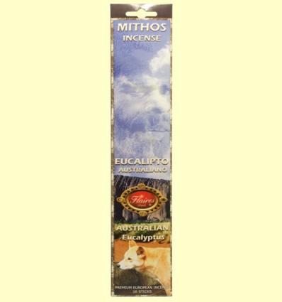 Incienso Mithos Eucalipto Australiano - Flaires - 16 barras