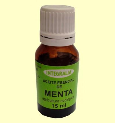 Aceite Esencial de Menta Bio - Integralia - 15 ml