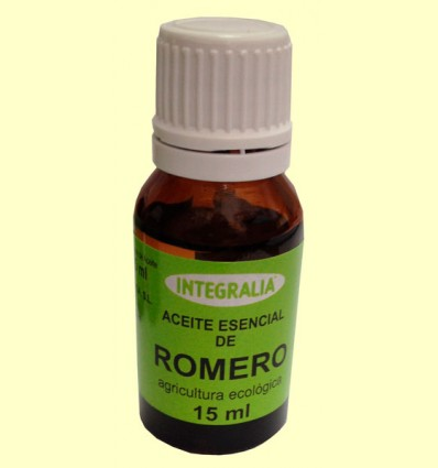 Aceite Esencial de Romero Eco - Integralia - 15 ml