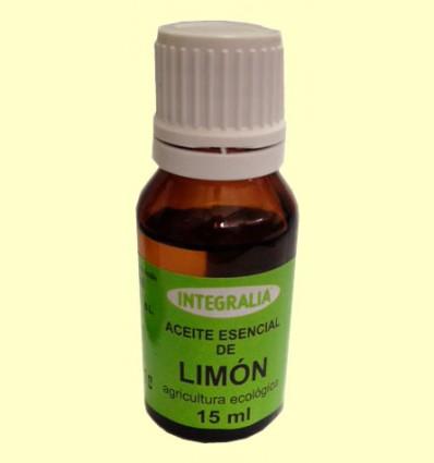 Aceite Esencial de Limón Bio - Integralia - 15 ml