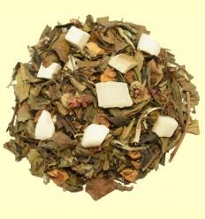 Té Blanco con Granada y Aloe Vera