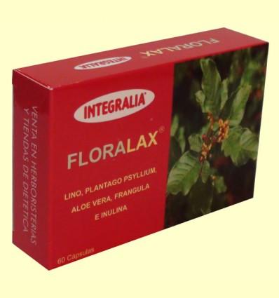 Floralax - Tránsito Intestinal - Integralia - 60 cápsulas