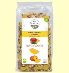 Muesli Crocanti de Mango Bio - Eco Salim - 300 gramos