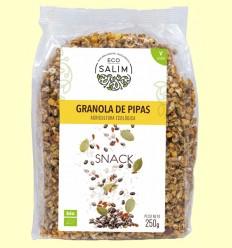 Granola de Pipas Bio - Eco Salim - 200 gramos